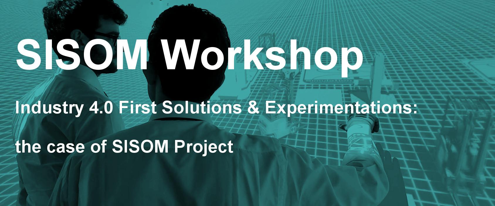 SISOM Workshop