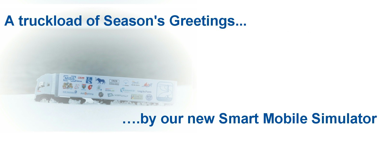 Season's Greetings and Happy 2011